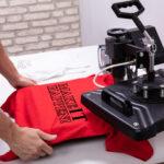 Ein Shirt bedrucken – Wie geht man am besten vor?
